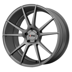 KMC Wheels KMC Wheels KM709 Flux - Charcoal