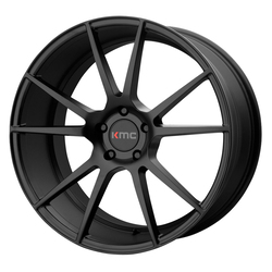 KMC Wheels KMC Wheels KM709 Flux - Satin Black