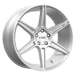 KMC Wheels KMC Wheels KM711 Prism - Brushed Silver