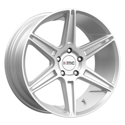 KMC Wheels KMC Wheels KM712 Prism - Brushed Silver