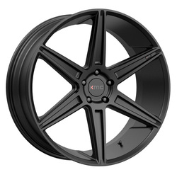 KMC Wheels KMC Wheels KM712 Prism - Satin Black