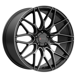 KMC Wheels KMC Wheels KM713 Alkaline - Phantom Black