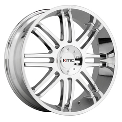 KMC Wheels KMC Wheels KM714 Regulator - Chrome
