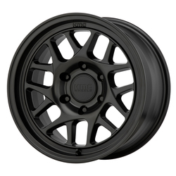 KMC Wheels KMC Wheels KM717 - Satin Black