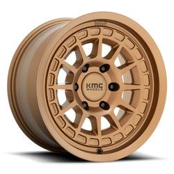 KMC Wheels KM719 Canyon - Matte Bronze Rim