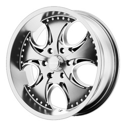 KMC Wheels KMC Wheels KM755 Venom - Chrome