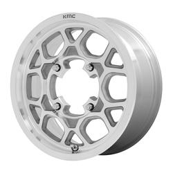 KMC Wheels KS133 Mesa Lite - Machined Rim - 15x6