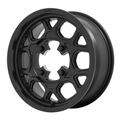 KMC Wheels KS133 Mesa Lite - Satin Black Rim