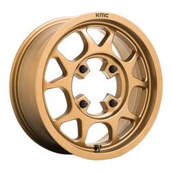 KMC Wheels KS136 Toro - Matte Bronze Rim