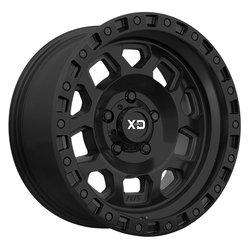 XD Series Wheels XD132 RG2 - Satin Black Rim