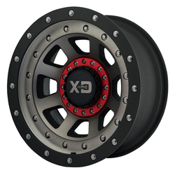 XD Series Wheels XD137 FMJ - Satin Black With Dark Tint
