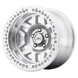 XD Series Wheels XD229 Machete Crawl - Machined - 17x9