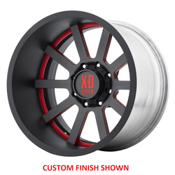 XD Series Wheels XD401 Daisy Cutter - Custom 1 Color Rim