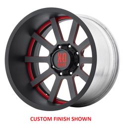 XD Series Wheels XD401 Daisy Cutter - Custom 1 Color Rim