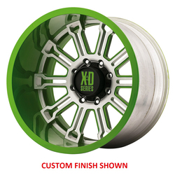 XD Series Wheels XD402 Syndicate - Custom 1 Color Rim