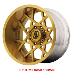 XD Series Wheels XD403 Chopstixs - Custom 1 Color Rim