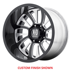 XD Series Wheels XD404 Surge - Custom 1 Color Rim