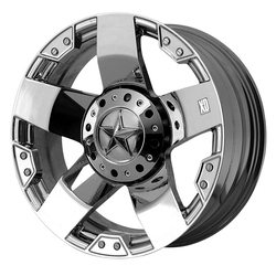 XD Series Wheels XD775 Rockstar - Chrome Rim