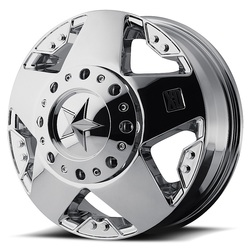 XD Series Wheels XD775 Rockstar - Chrome - 17x6