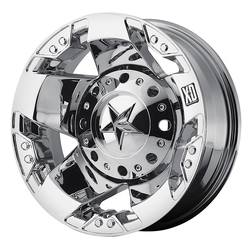 XD Series Wheels XD775 Rockstar - Chrome Rim - 16x6