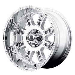 XD Series XD809 Riot - Chrome