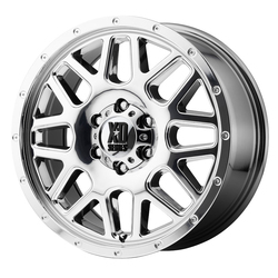 XD Series Wheels XD820 Grenade - Chrome Rim