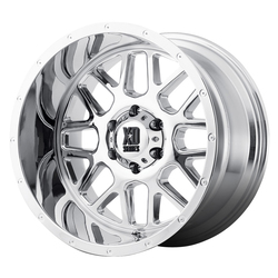 XD Series Wheels XD820 Grenade - PVD