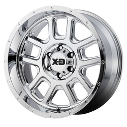 XD Series Wheels XD828 Delta - Chrome Rim