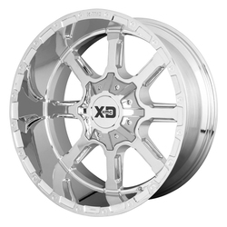 XD Series Wheels XD838 Mammoth - Chrome