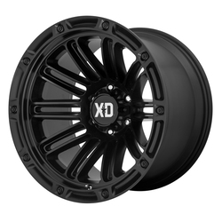 XD Series Wheels XD846 Double Deuce - Satin Black Rim