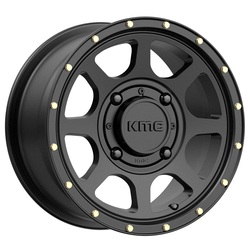 XD ATV Wheels KS134 Addict 2 UTV - Satin Black Rim