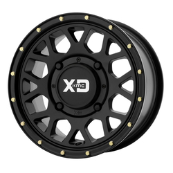 XD ATV Wheels KS135 Grenade UTV - Satin Black Rim