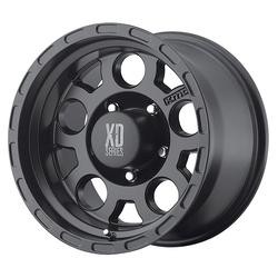 XD Series Wheels XD122 Enduro - Matte Black Rim