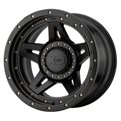 XD Series Wheels XD138 Brute - Satin Black Rim