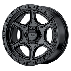 XD Series Wheels XD139 Portal - Satin Black Rim