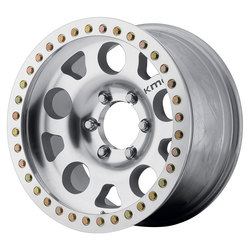 XD Series Wheels Enduro Beadlock - Machined Beadlock - 17x8