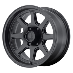 XD Series Wheels XD301 Turbine - Satin Black Rim