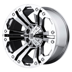 XD Series Wheels XD778 Monster - Chrome