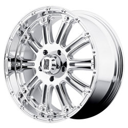 XD Series Wheels XD795 Hoss - Chrome