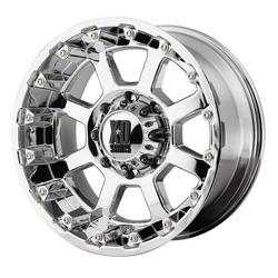 XD Series Wheels XD807 Strike - Chrome Rim