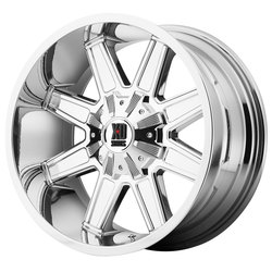 XD Series Wheels XD823 Trap - PVD Rim