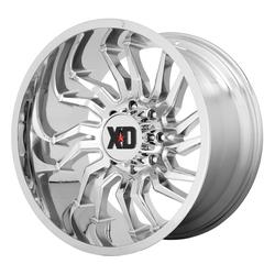 XD Series Wheels XD858 Tension - Chrome Rim