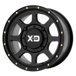 XD ATV Wheels XS134 Addict 2 - Satin Black Rim