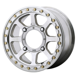 XD ATV Wheels XS234 Addict 2 Beadlock - Machined - 14x7