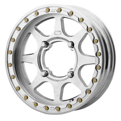 XD ATV Wheels XS236 Addict 2 LW Beadlock - Machined - 15x5