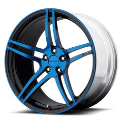 Lorenzo Wheels LF896 - Custom Finishes Up To Three Colors Rim - 22x11
