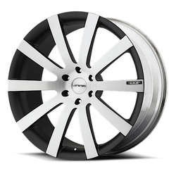 Lorenzo Wheels LF899 - Custom Finishes Up To Three Colors Rim
