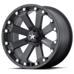 MSA Offroad Wheels M20 Kore - Satin Black - 14x7