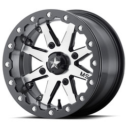 MSA Offroad Wheels M21 Lok - Charcoal Tint Rim
