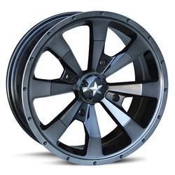 MSA Offroad Wheels M22 Enduro - Dark Tint